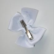 Handmade hair ribbon bow for girl alligator clip hair accessories