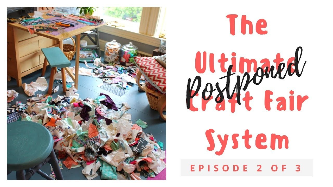How my orginal Ultimate Craft Fair System has now turned in to the ultimate opportunity!