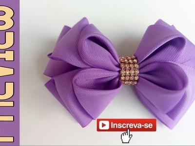[PREVIEW] Laços De Borboleta ???? Ribbon Bow Tutorial ???? DIY by Elysia Handmade