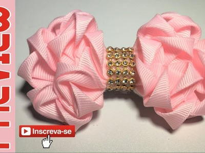 [PREVIEW] Laços De Paula Fita N5 ???? Ribbon Bow Tutorial ???? DIY by Elysia Handmade