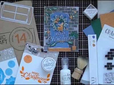 Tonic Craft Kit #14 Merry Christmas :D