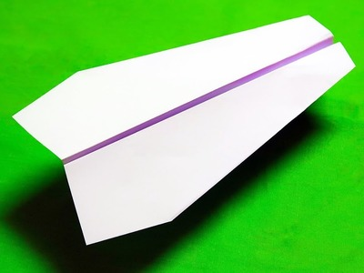 How to make a Paper Airplane - Best Paper Planes in the World - 3