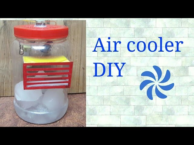 HOW TO MAKE AIR CONDITIONER COOLER AT HOME