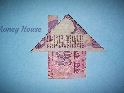 How to make MONEY HOUSE || Easy Origami