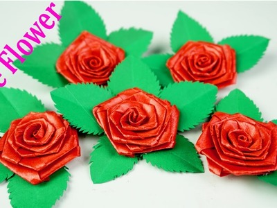 How to make small easy origami flowers flowers healthy how to make small ribbon rose flower making paper flowers origami how to make calla lily paper flower easy origami flowers mightylinksfo
