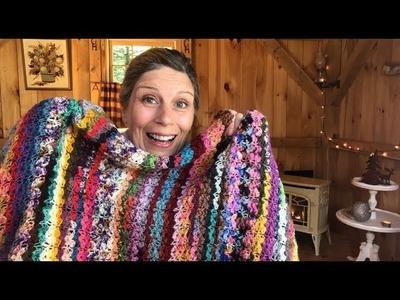 Knitting Podcast The Autumn Acorn Episode 12