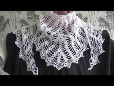 Crochet Pattern Review - Wild Wheat Shawl by Mijocrochet