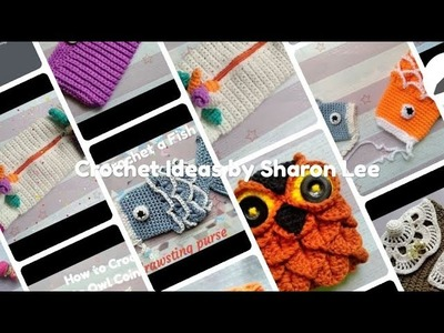 Crochet Project Ideas 2018 that you might want to try!!!!