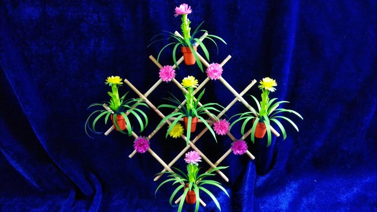 Diwali Decoration Ideas For School Easy Wall Decoration Ideas