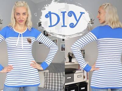 DIY Maritime Shirt