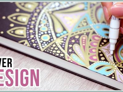 DIY Sketchbook Cover Design Idea + Q&A