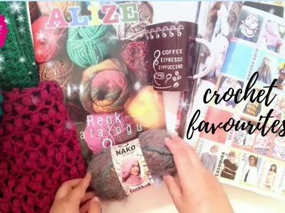 FREE ONLINE Nako MAGAZINES & MY BEST ⭐⭐⭐⭐⭐ CROCHET YARN FAVORITES I The Crochet Shop
