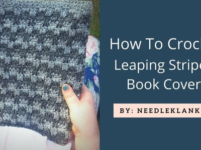 How To Crochet: Leaping Stripes Book Cover