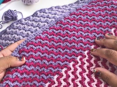 Intermeshing Crochet Basics