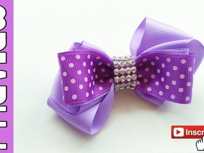[PREVIEW] Laço Lara Fita N5 ???? Ribbon Bow ???? DIY by Elysia Handmade