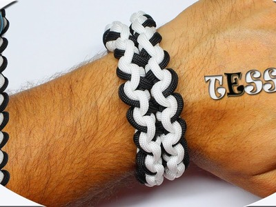 Ultimate How To Make Paracord Bracelet Tessen DIY Paracord Tutorial Fast and Easy