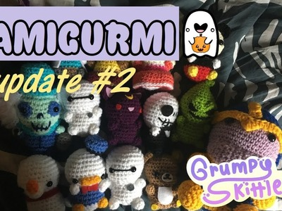 AMIGURUMI UPDATE  | 2 | Crochet Plushie Collection