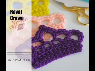 Crochet: Royal Crown