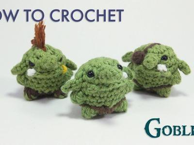 How to Crochet a Goblin