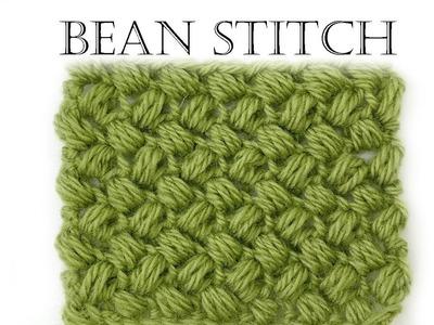 How to Crochet Bean Stitch