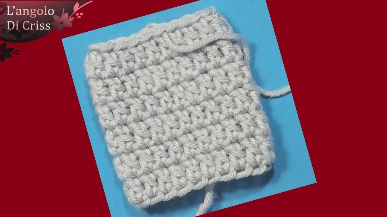 How to do the perfect closure of the rounds  to double crochet????easy crochet????