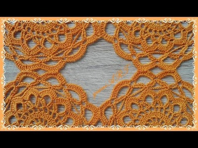 How to Join Easy to Crochet Doily for Beginners PART 1