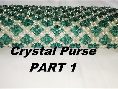 How to make  Crystal  Purse. Part 1 |  Nomi.Namita's crafts