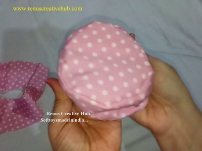 How to make teddy bear cap at home in hindi