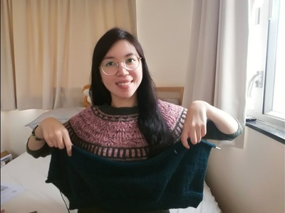 Basic Stitch Knitting Podcast Ep.23 Living between places