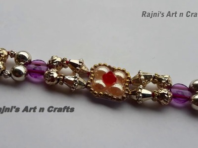 Best ideas to make Rakhi |at home | How to Make Easy Fancy Handcrafted Fancy Rakhi