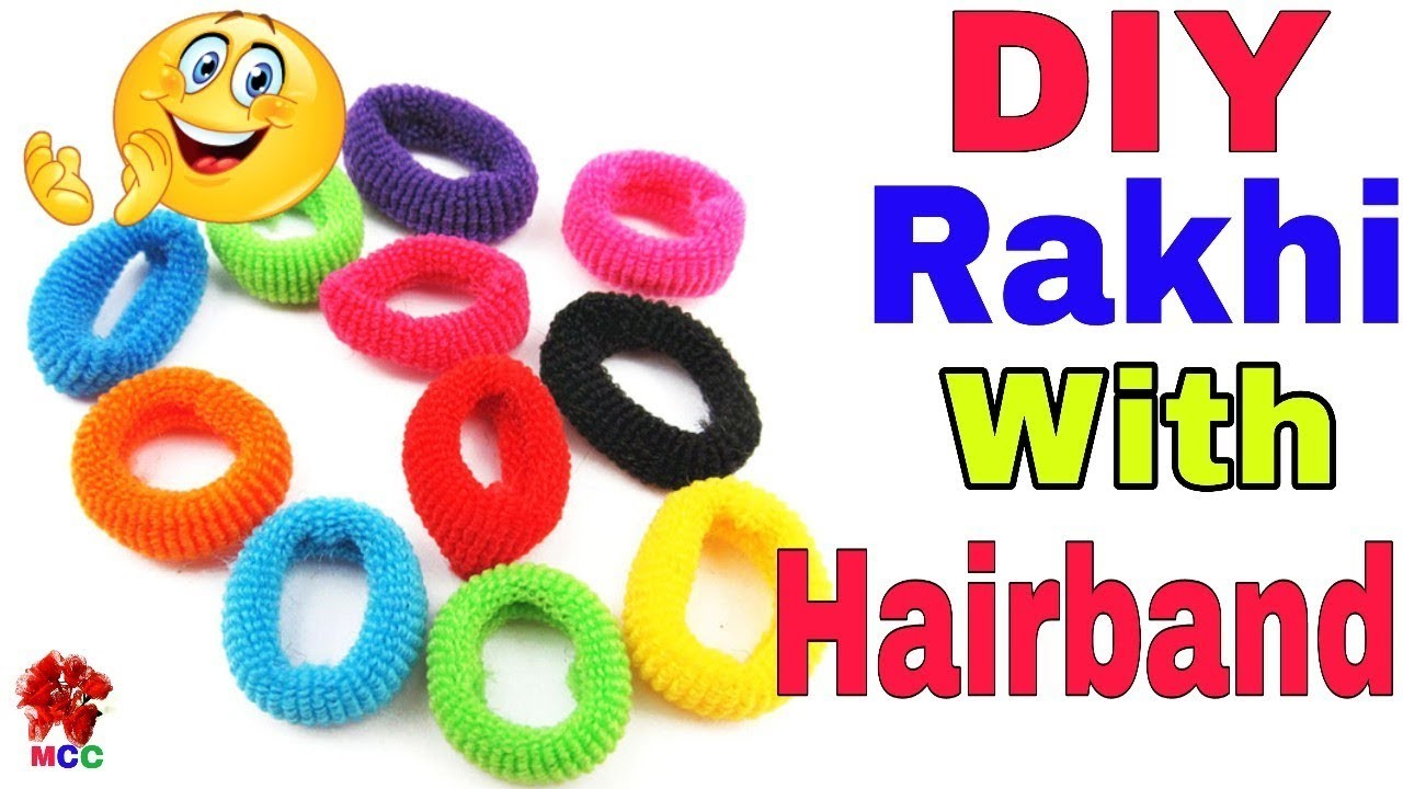 DIY:how to make Rakhi at home | #Rakshabandhan |#Rakhi for Kids| Easy Rakhi designs