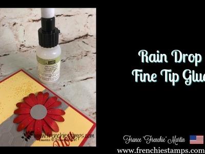 How to add rain drop