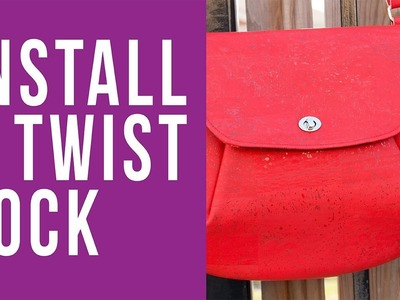 How to Install a Twist Lock