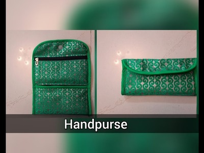 How to make a handpurse