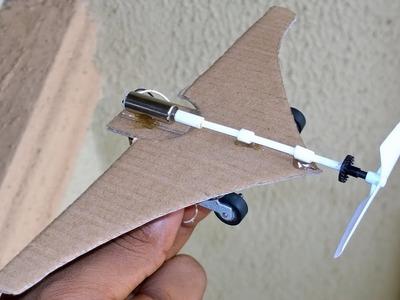 How to Make a Mini Plane.