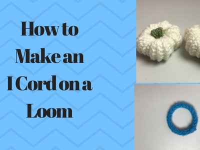 How to Make an I Cord