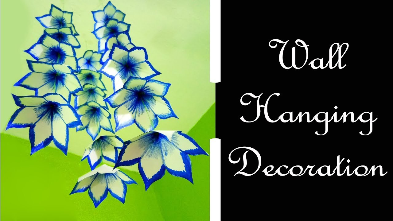 How to Make Easy and Simple Wall Hanging Decoration