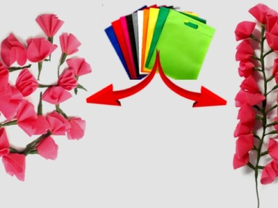 Craft How To Make Flower Wall Hanging Easily Diy Best Paper Flowers