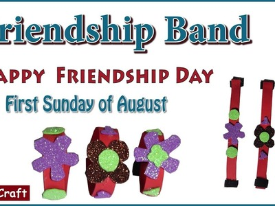 How to make friendship band | How to make bracelet | Friendship day Gift | Art and Craft