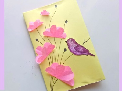 How to Make Greeting cards. Thank you card ideas