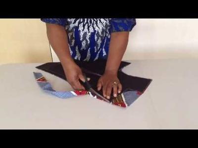 How To Make Lapel Jacket.Blazer