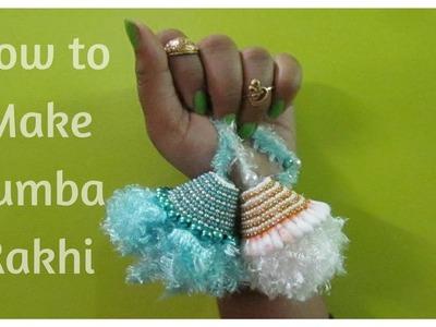 How to Make Lumba Rakhi