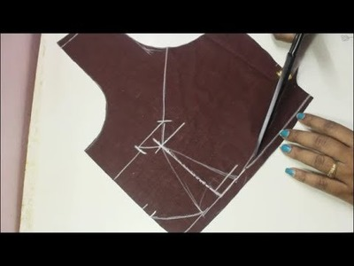 How to make perfect Cup for the blouse (DIY)