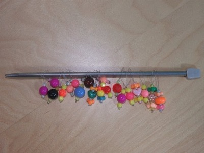 How to make your own stitch markers