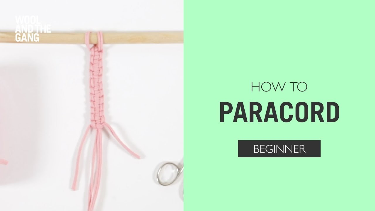 How to: Paracord