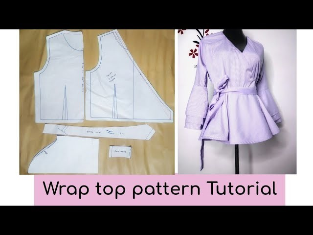 How to:WRAP TOP PATTERN TUTORIAL