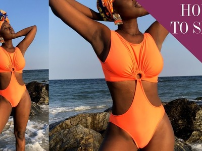 Learn To Sew A Sexy Monokini Bathing Suit This Summer