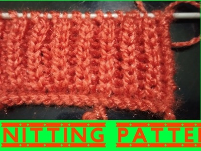 New LADDER Knitting Design.pattern #5| Knitting Pattern | sweater design in Hindi.English