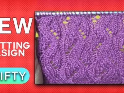 Swifty Knitting pattern Design 2018