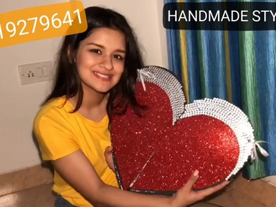 AVNEET KAUR   CELEBRATING 2M ON MUSICALLY WITH OUR HEART SCRAPBOOK   HANDMADE STYLERS  